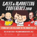 Coming Event: Sales & Marketing Conference 2018