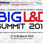 EVENT: BIG L&D SUMMIT 2019