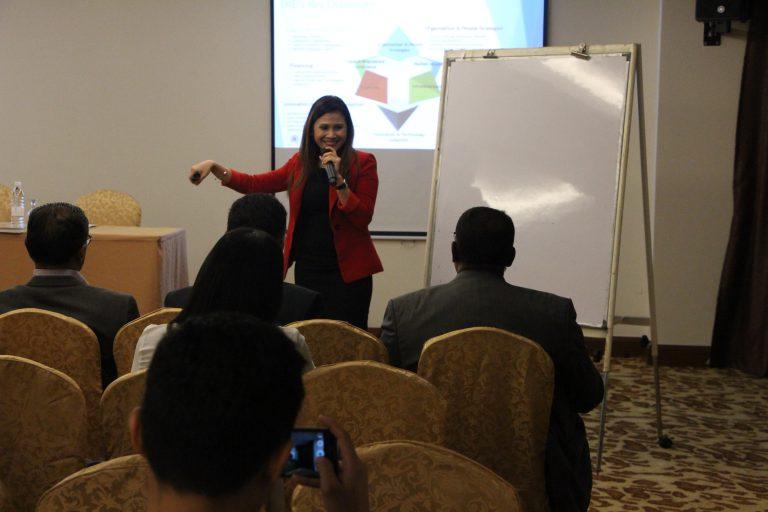 Growing SME Business Talk on 9 January 2017