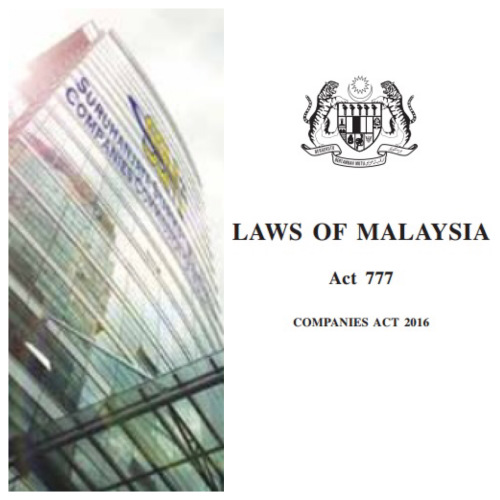 Highlights to the salient changes under the Companies Act 2016