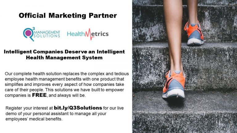 Introducing HealthMetrics, a Real-Time, complete health solution that replaces the complex and tedious employee health management process