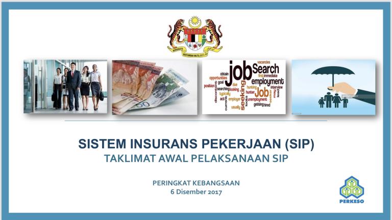 Employment Insurance System Nationwide Roadshow by PERKESO