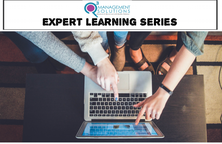 EXPERT LEARNING SERIES: RE-OPENING OF FAMILY BUSINESS STORY